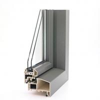 Blokkader schuin model met retro raamvleugel